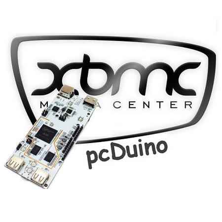 PcDuino_XBMC