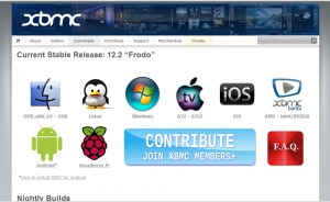 XBMC.org Android