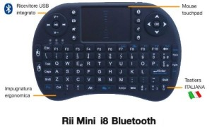 Rii tek Mini i8 Bluetooth