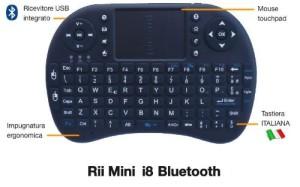 Rii tek Mini i8 Bluetooth