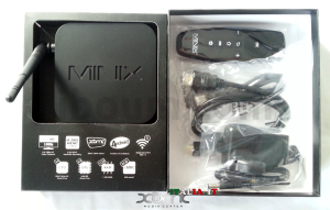 MiniX Neo X6 Open Package_XBMC