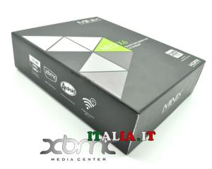 MiniX Neo X6 Package