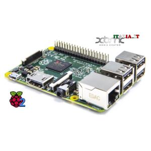 Raspberry Pi 2 XBMC-Italia