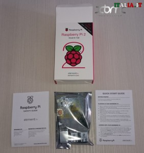 RaspBerry Pi 2 - 4