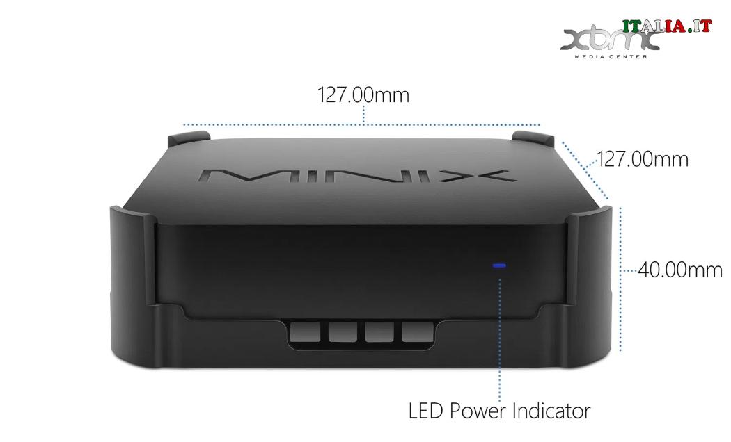 6° – MiniX Neo Z83-4 Pro